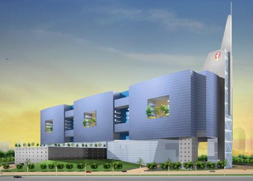 印度ICICI银行大厦