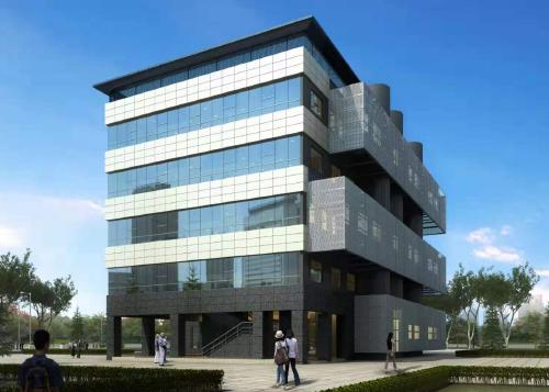 上海长兴科技一期改造项目