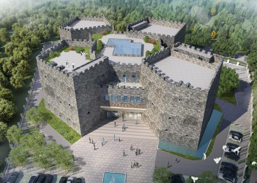 广西百年军事要塞遗址博物馆