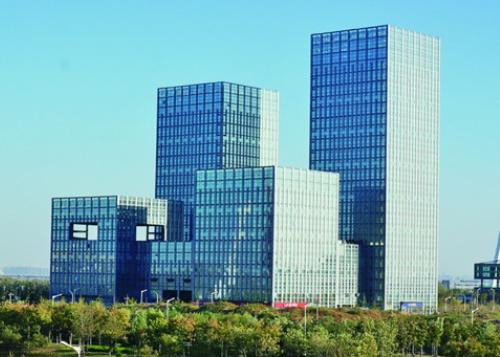 青岛高新区创业中心